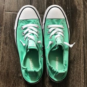 Converse All Star slip on sneakers Women's size 7